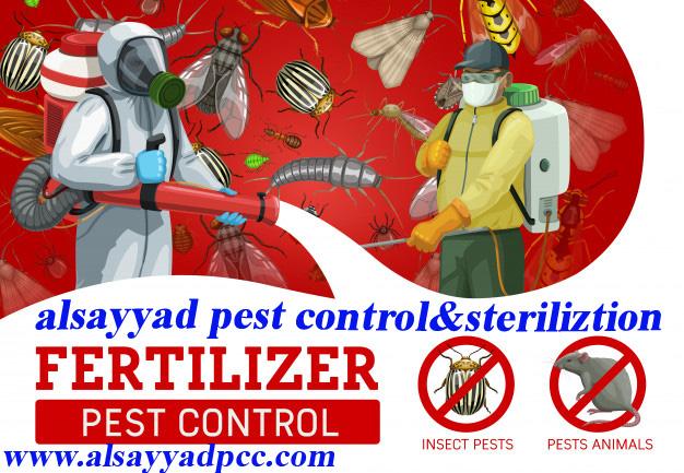 PEST CONTROL &STERILIZING